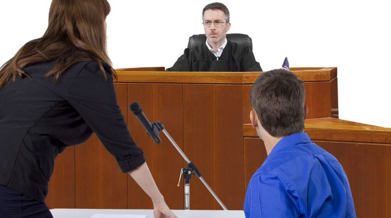 клевета в судебном заседании